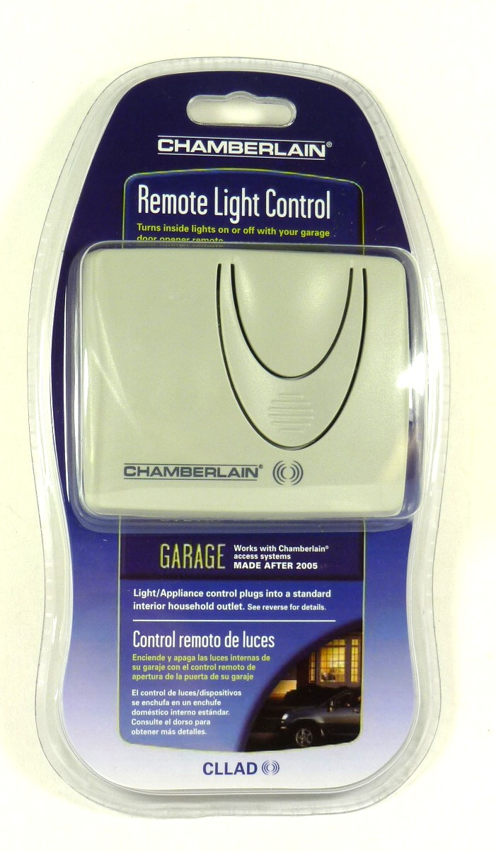 Cllad Chamberlain Remote Light Control Operate Your